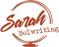 Sarah Belwriting Logo