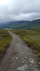 Sarah Belwriting - West Highland Way Reistips
