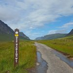 Sarah Belwriting - West Highland Way