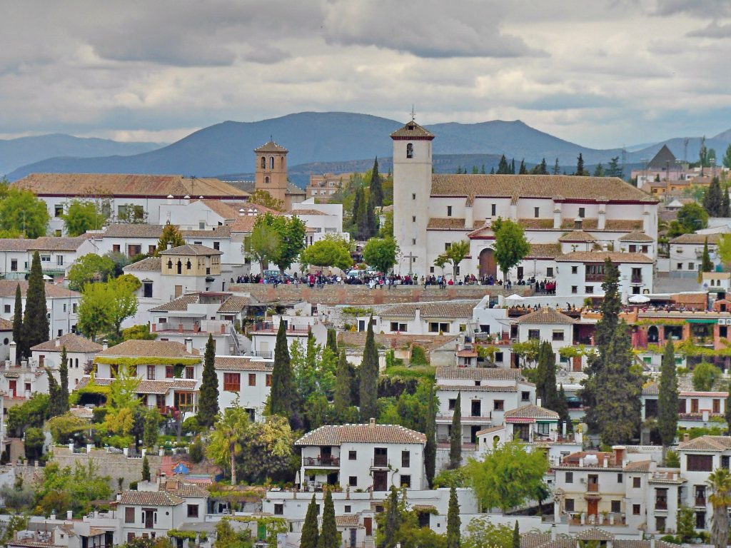 Bezoek Granada - Sarah Belwriting Reisblog 4