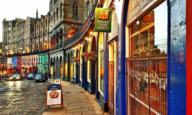 Sarah Belwriting - Schotland Reistips