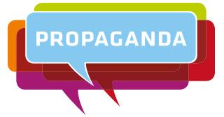 Propaganda Sarah Belwriting