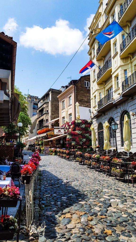 Sarah Belwriting Reizen Belgrado Blog