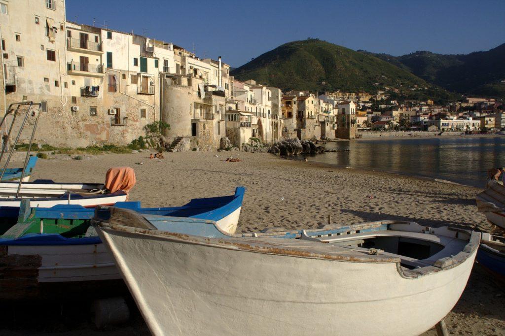Reisblog Sicilië Cefalu Sarah Belwriting