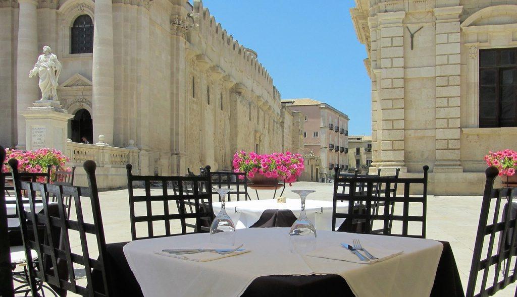 Reisblog Sicilië Restaurants Sarah Belwriting