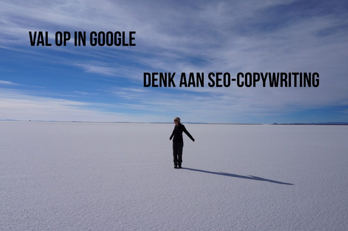 Blog Sarah Belwriting SEO Copywriting Fouten in webtekst - keyword