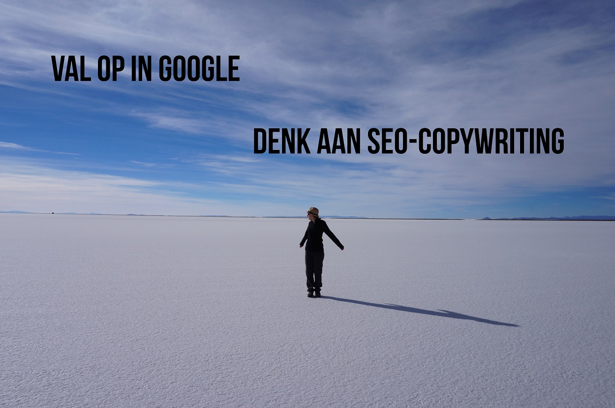 Blog Sarah Belwriting SEO Copywriting Fouten in webtekst - keywords