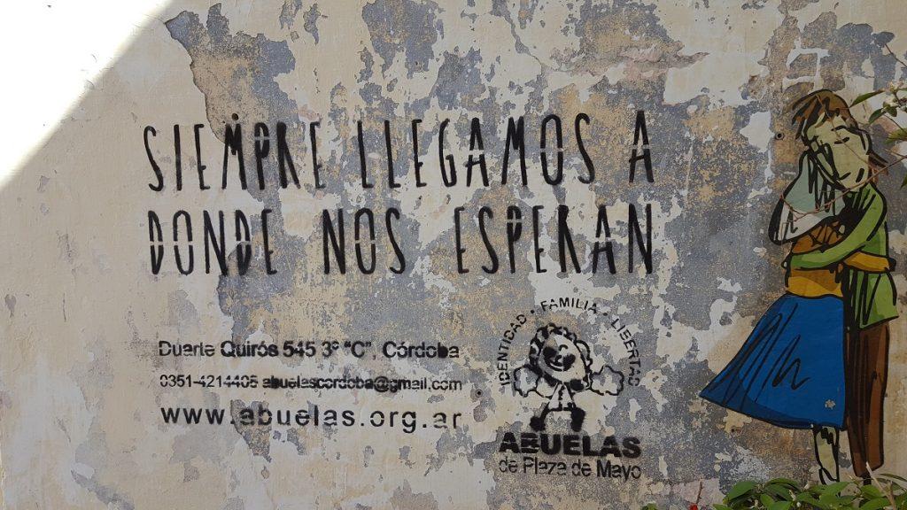 Sarah Belwriting Reistips Argentinië Córdoba