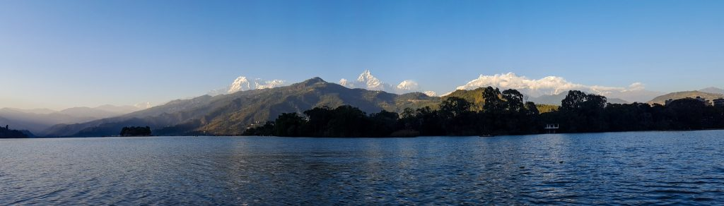 Reisblog Nepal - Phewa Lake