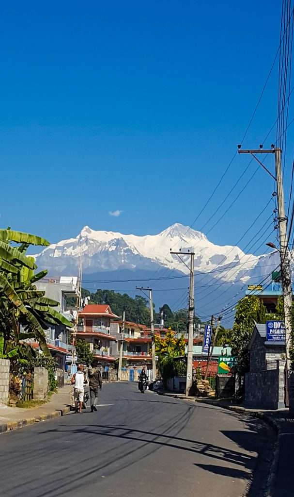 Sarah Belwriting - Wat te doen in Pokhara