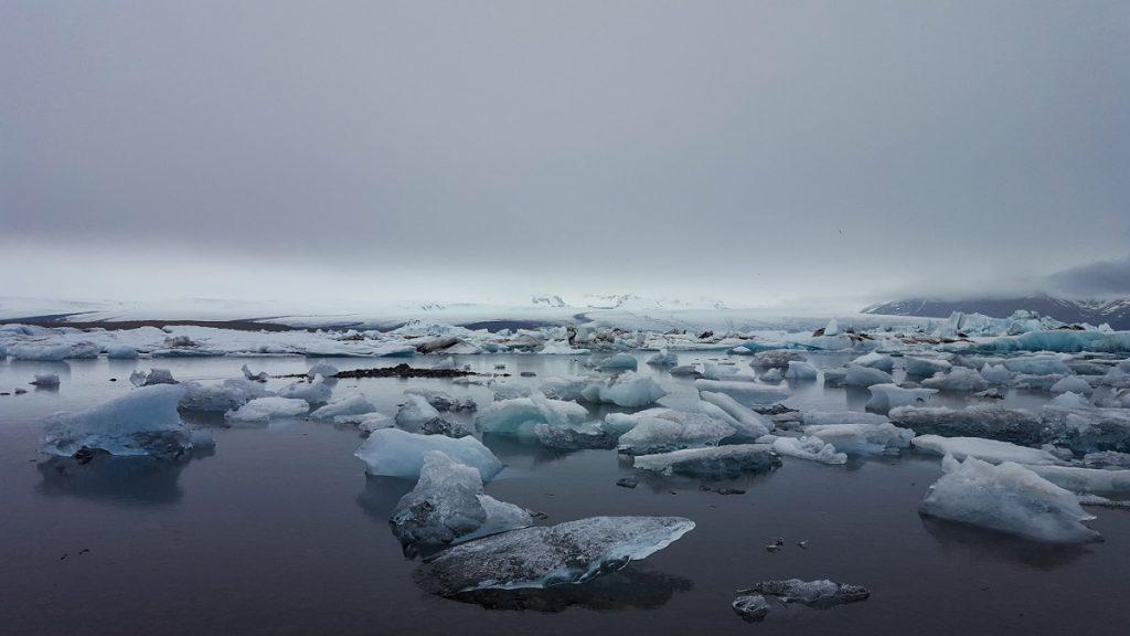 Sarah Belwriting - Blog IJsland - Jokulsarlon
