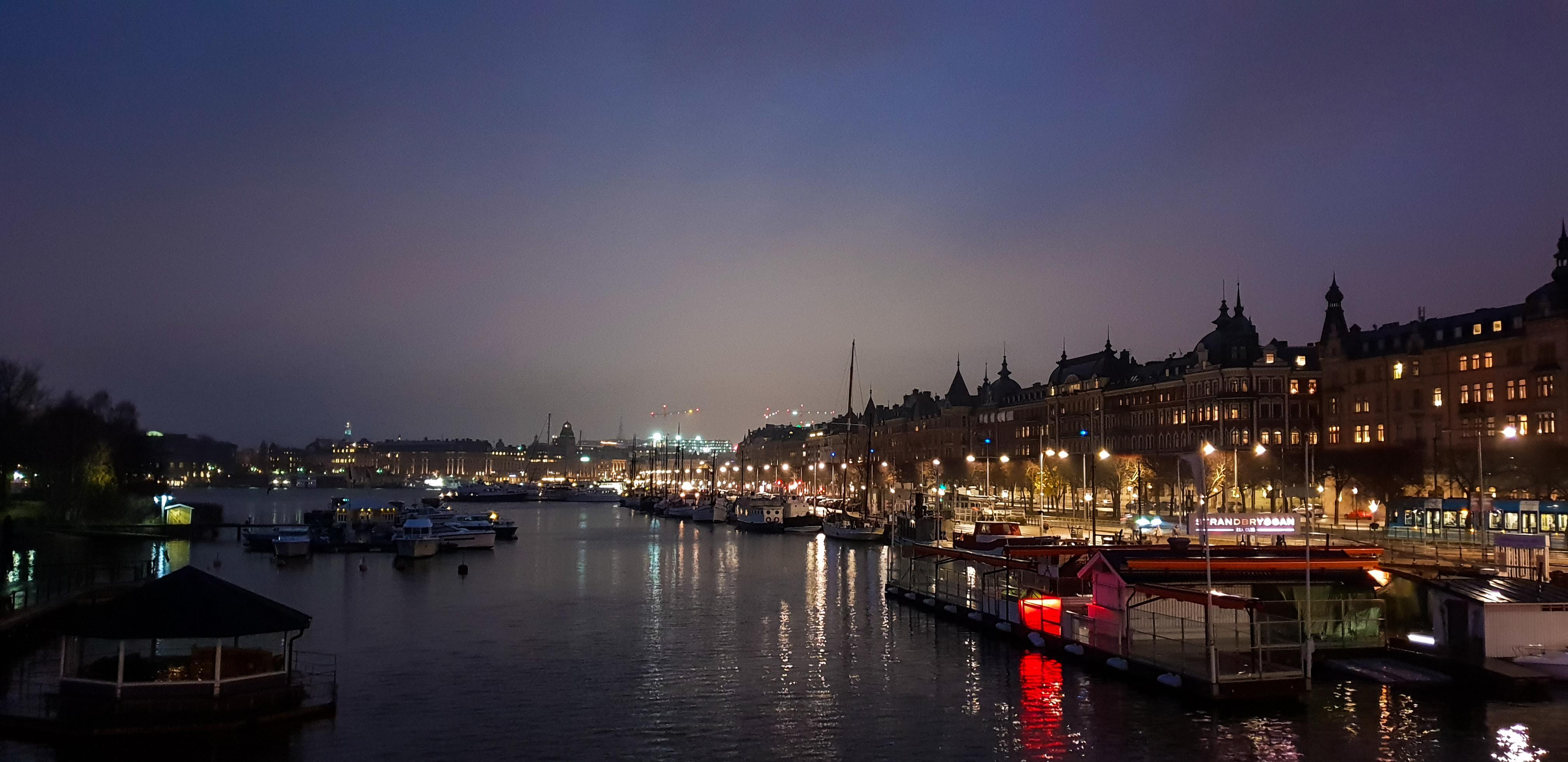 Eten en drinken in Stockholm