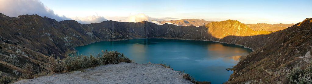 Ecuador - Quilotoa - Reistips