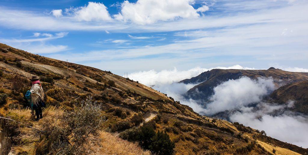 Quilotoa - hoogtepunten van Ecuador